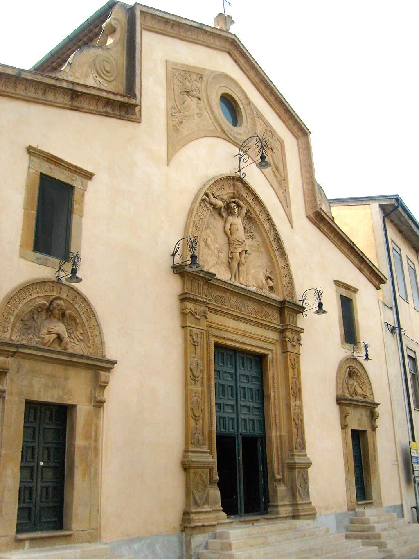 Chiesa di San Sebastiano (XVI sec.)