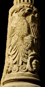 Aquila Portale Chiesa Madre