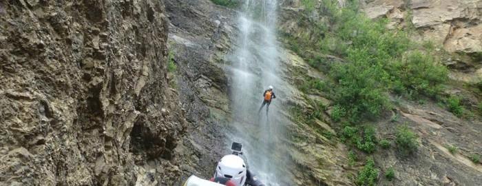Quando la natura dà spettacolo: la Valle delle cascate di Mistretta