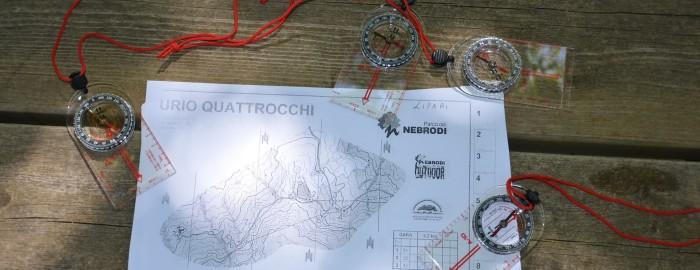 Nord, Sud, Est, Ovest…orientiamoci-Lezione di orienteering
